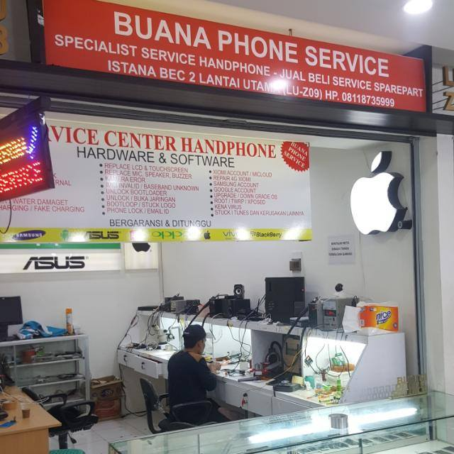 Iphone Service Center 1 Utama