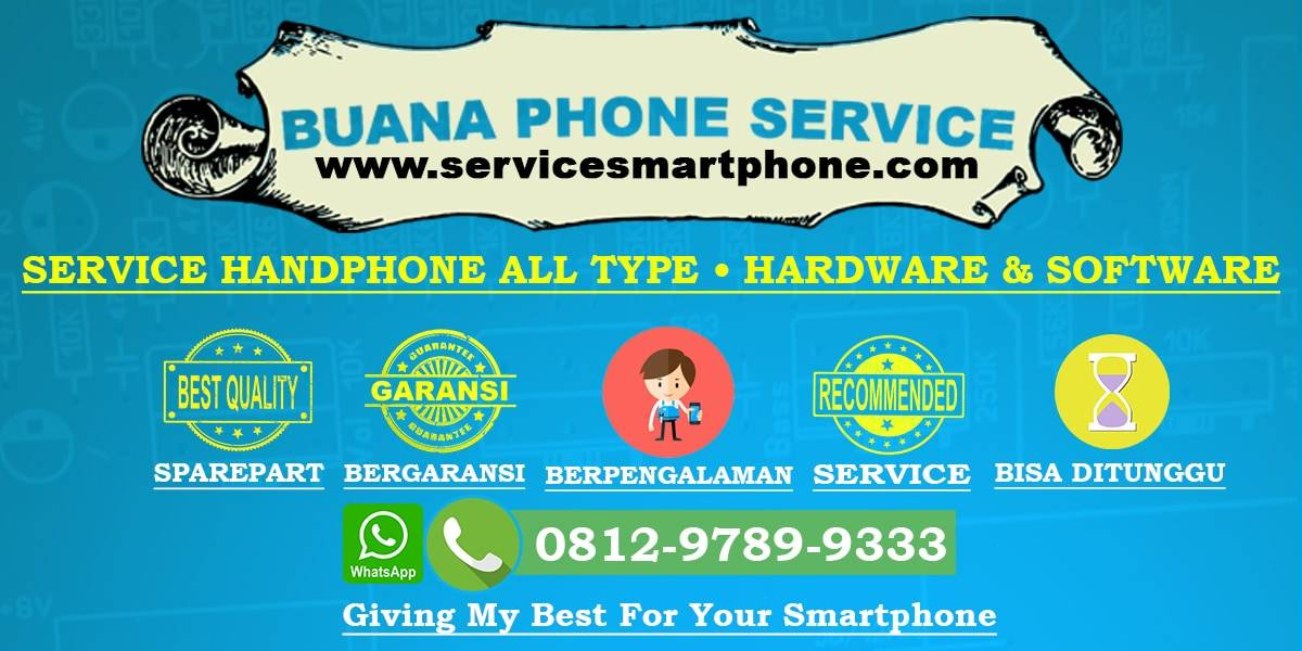 Service iPhone & Android - Buana Phone Service